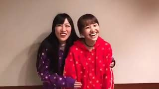 ももいろクローバーZ自由人百田夏菜子ちゃんと高城れに姉さん ももいろ...