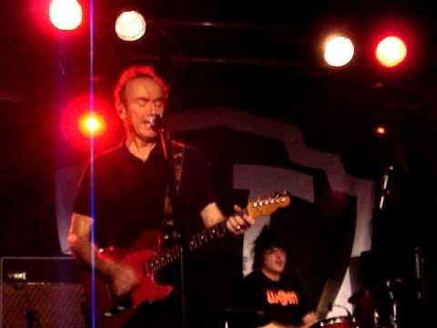 Hugh Cornwell - Dagenham Dave - Birmingham 13-10-12
