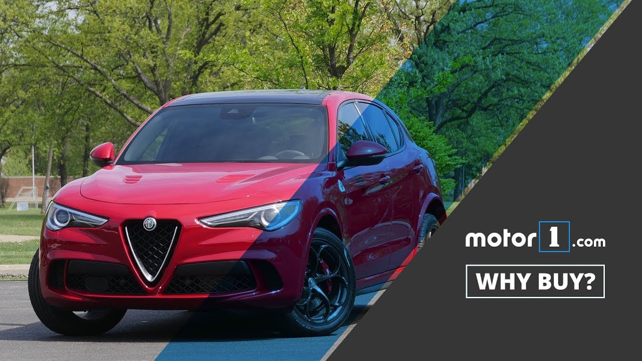 Why Buy 2018 Alfa Romeo Stelvio Quadrifoglio Review Youtube