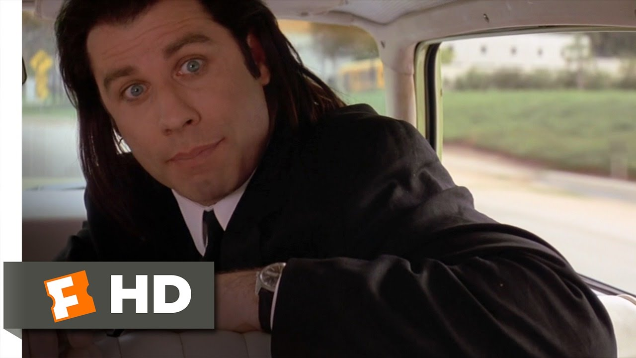 I Shot Marvin In The Face   Pulp Fiction (11/12) Movie CLIP (1994) HD    YouTube