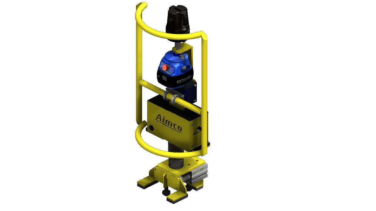 Manufacturing Lift Assist : Aim id grab automatic clamp unclamp lift assist