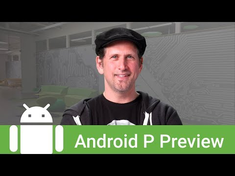What's New in the Android P Preview