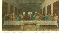 """Das Abendmahl: """"Leonardos verschlüsselte Botschaft"""""""
