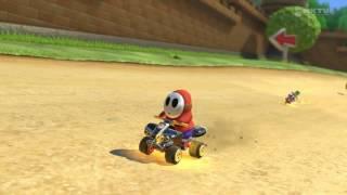 Wii U - Mario Kart 8 - (3DS) Tuberías Planta Piraña