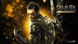 Сегодня я поиграю в Deus ExHuman Revolution PS Мне вернули аккаунт стим