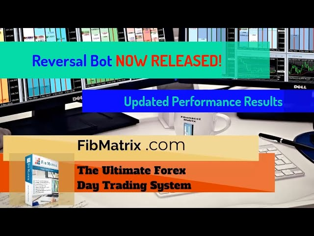 Reversal Trade 15 minute Performance Results -FibMatrix Automated Forex Trading Software