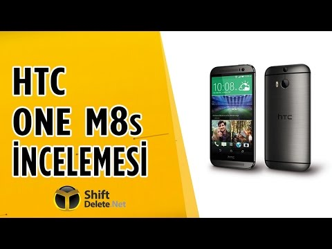 HTC M8s İnceleme