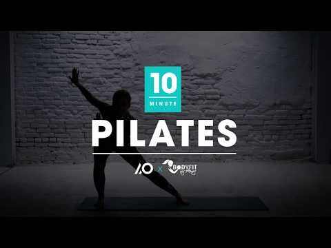 10 Minute Mat Pilates Core Blast Workout With Prevention Magazine And All Out Studio