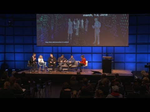 Impulse Panel: Do we need a manifest for smart places in culture?