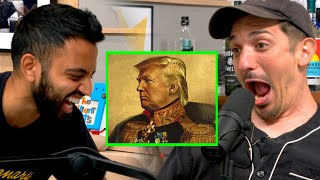 Trump Isn't Leaving Office, Win or Lose | Flagrant 2 with Andrew Schulz and Akaash Singh