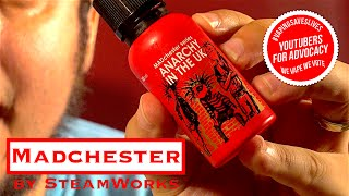 The Madchester Eliquid Line from Steamworks