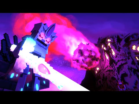 """""""All Hail Skull King"""" - A Minecraft Parody of Blink 182's All the Small Things! (Music Video)"""