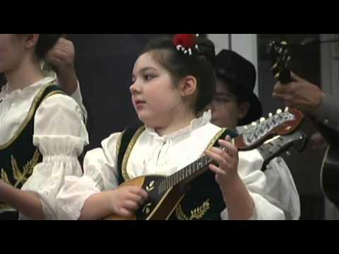 Serbian Dancers & Music: Live at Lansing Library