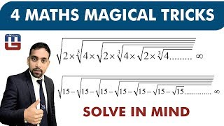 4 MATHS MAGICAL TRICKS | SOLVE IN 2 SECONDS | MATHS | SSC CGL SPECIAL