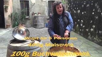 Original Tessiner Polenta: Kochanleitung mit Rezept