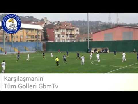 Sarıyer - Kayseri Erciyesspor 5-1 10.03.2017 Cuma