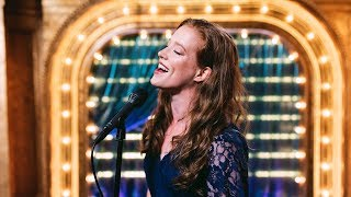 """Watch BEAUTIFUL Tour Leading Lady Kennedy Caughell Belt Out """"Natural Woman"""""""