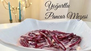 Yoğurtlu Pancar Mezesi - Pratik Tarif / Yemek Tarifleri - Melis'in Mutfağı