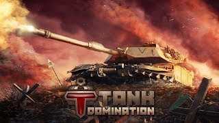 Tank Domination - iOS/Android - HD (Sneak Peek) Gameplay Trailer