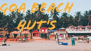 BEST BEACH HUT'S OF GOA
