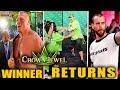 John Cena & Cm Punk Returning?! | Brock Lesnar Winning against Cain Velasquez?! | WWE Crown Jewel |