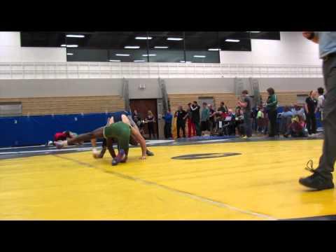 2014 Huskie Open: 61 kg Final Dylan Williams vs. Markus Murer