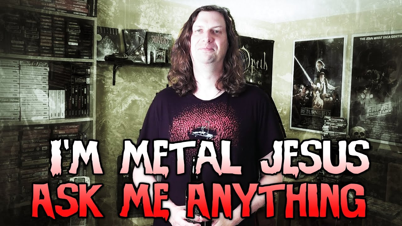 Jesus Metal