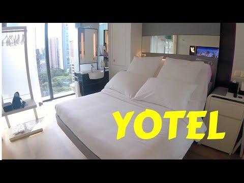 Yotel Singapore (Premium Cabin 1617)