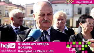 Kandydaci PiS na wójtów w powiecie mielecki w wyborach 2014