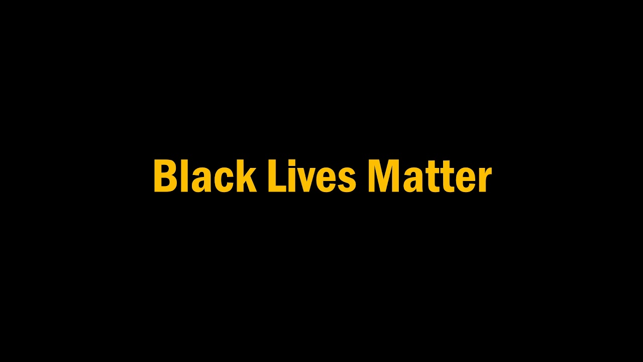 "Say it: ""Black Lives Matter"""