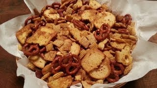 Best Snack Ever Original Chex Mix