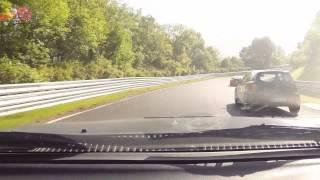 Nurburgring 18/05/2014 toyota supra mkiv single turbo.