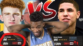 Should Nico Mannion REALLY be Ranked OVER Lamelo?