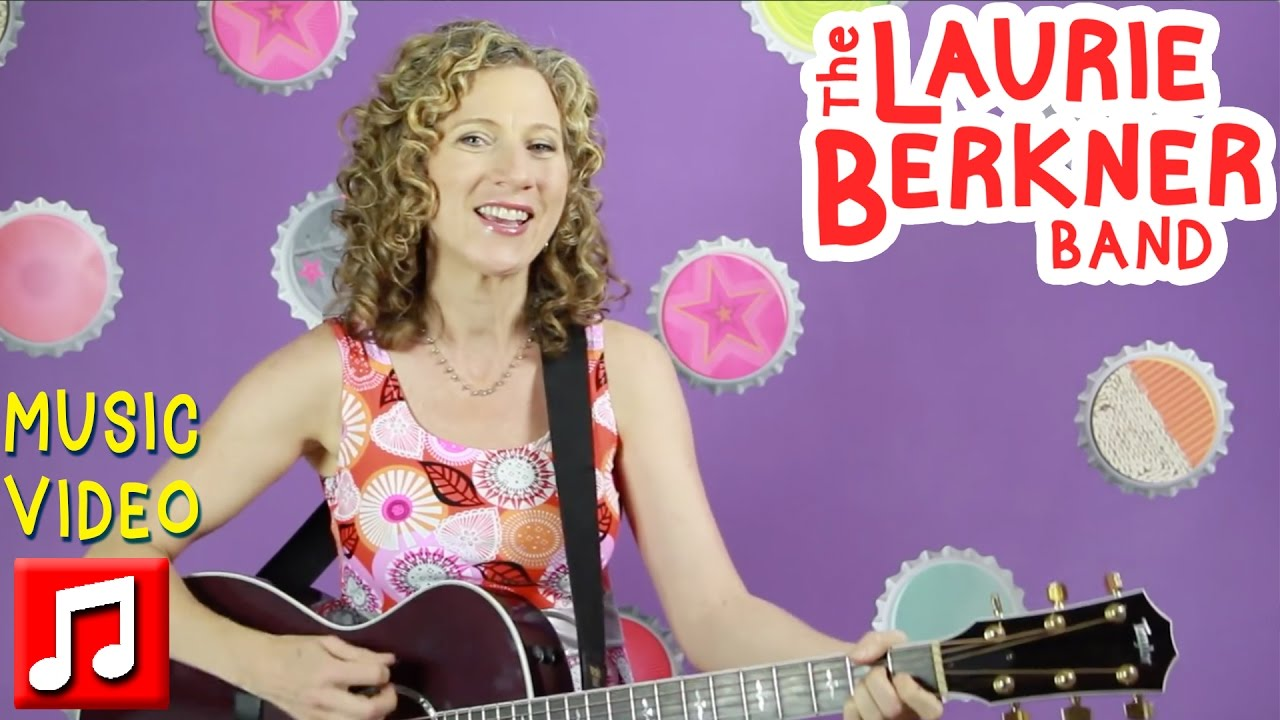 Best Kids Songs Laurie Berkner Bottle Caps The