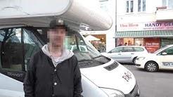 Drogenmobilnutzer zur Situation am Stuttgarter Platz - Berlin Charlotenburg
