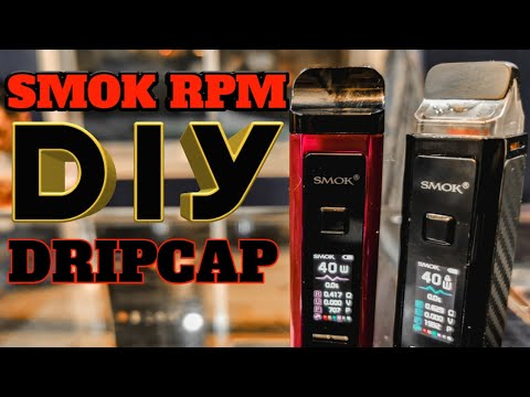 Smok RPM (Do it yourself DRIPCAP) 🇵🇭