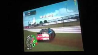 NASCAR 2007 Gameplay