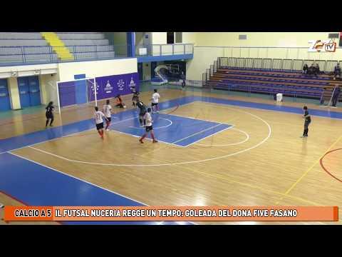 Highlights 8ªgiornata Serie A2 Girone C Real Cefalu Vs Magic Crati Futsal Bisignano Youtube