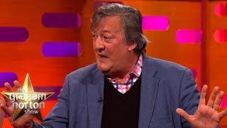 Stephen Fry Had to Explain to Prince Charles What a