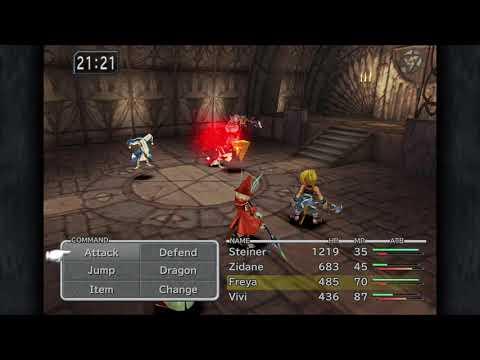 Final Fantasy IX Walkthrough: Alexandria Castle Revisited