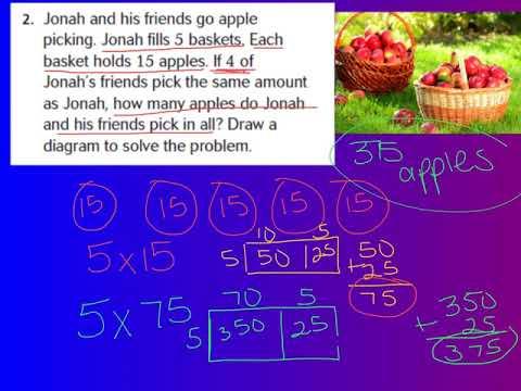 problem solving multistep multiplication problems lesson 2.9