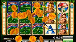Game of Luck Slot (EGT) - Clover Feature - Big Win
