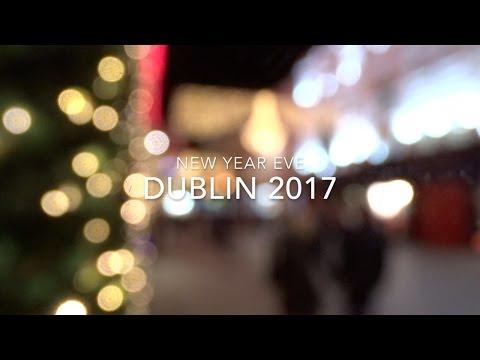 New Year Eve Dublin 2017