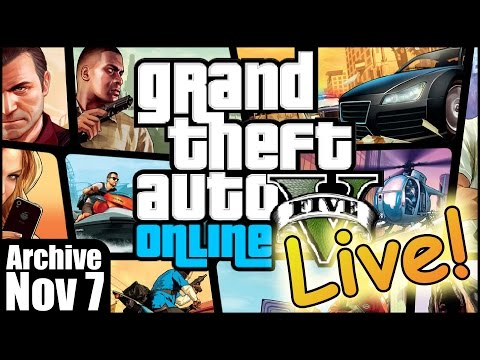I'm Back! | GTA 5 Online