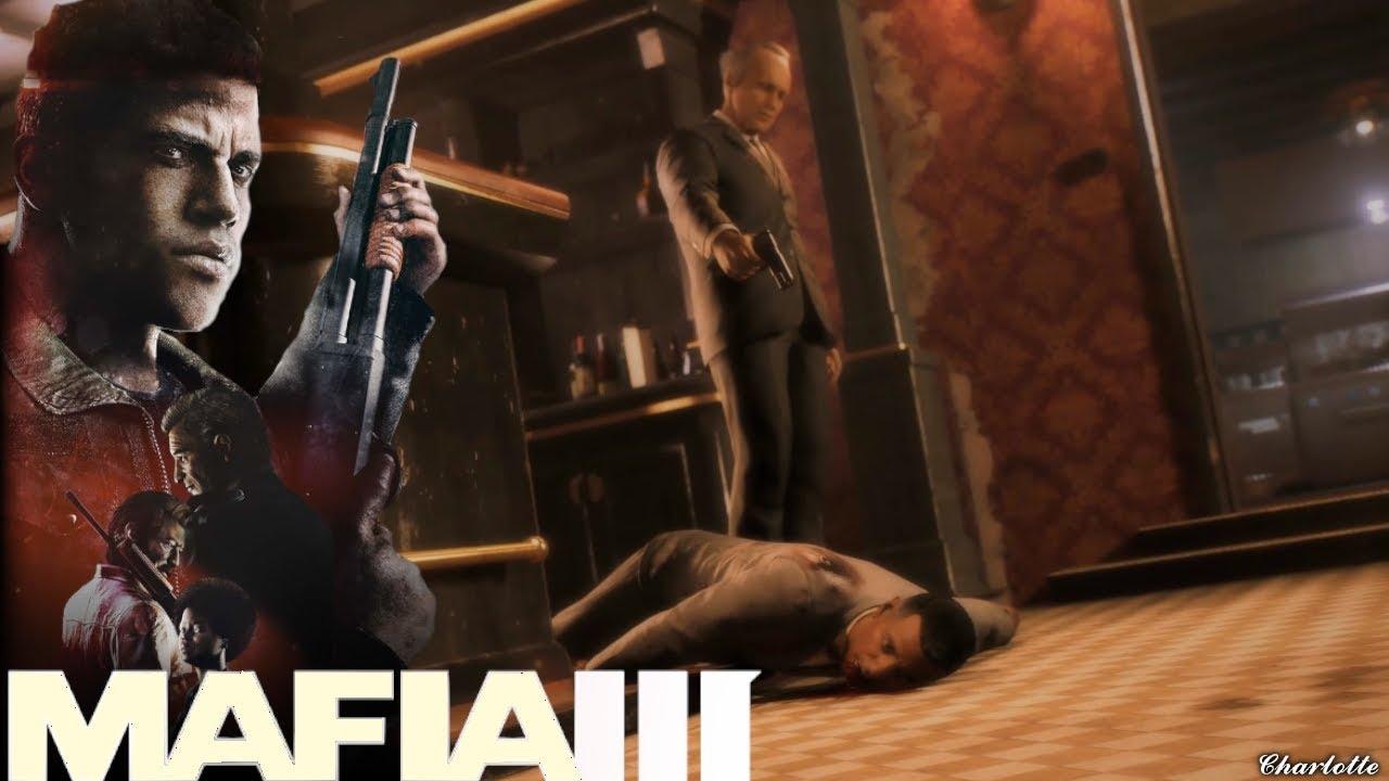 Herní film: Mafia 3 - část 2. - Voodoo šarlatánka (-Příběh-) CZ/ENG