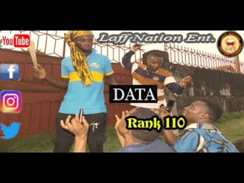 Data (Laff Nation Ent.) (Rank110) Comedy Video