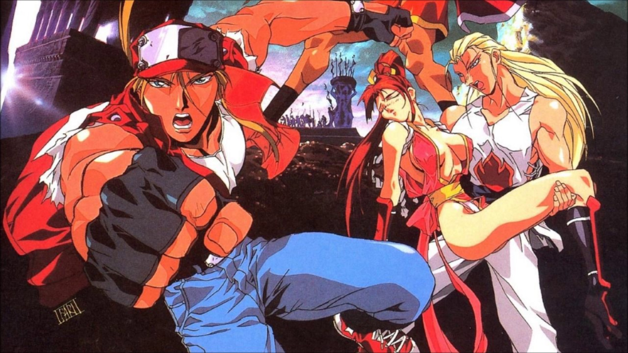 Ost Fatal Fury The Motion Picture Youtube
