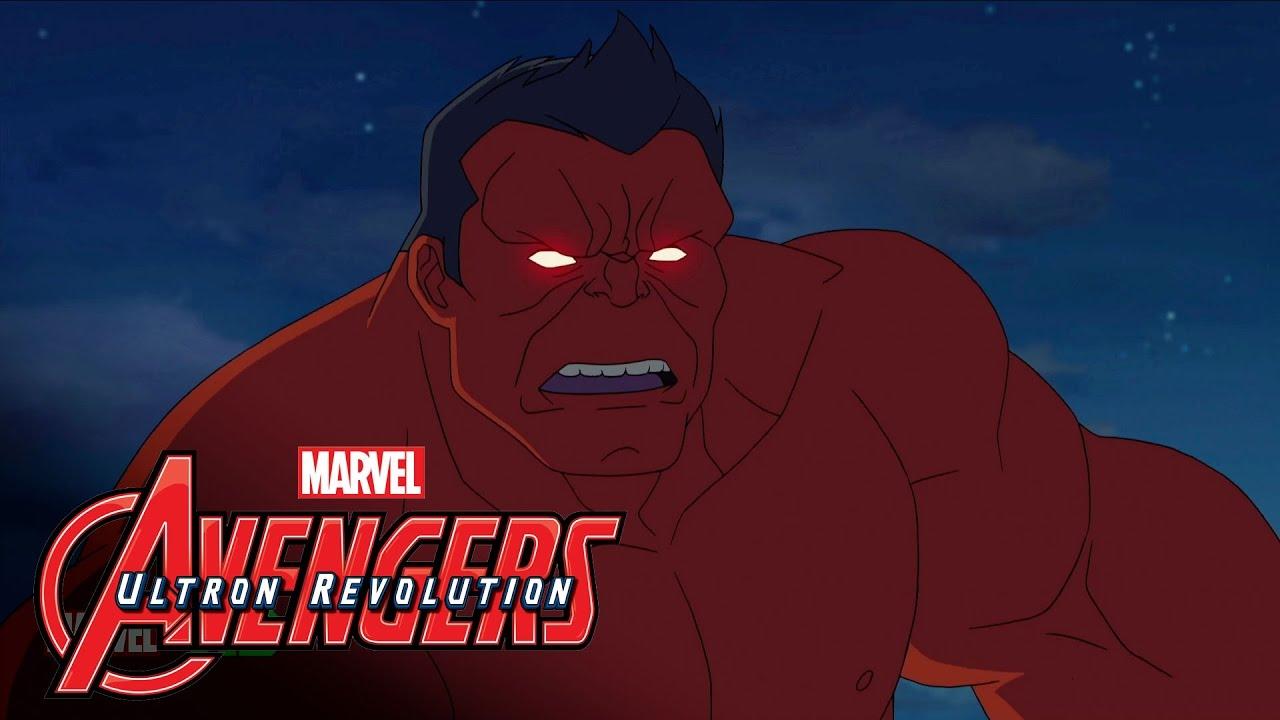 Download Marvel's Avengers: Ultron Revolution Season 3, Ep. 22 – Clip 1