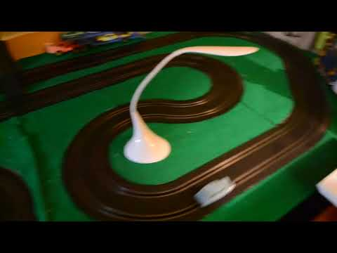 Slot racing 1/43: Citroën Ami 6 à Patacheland