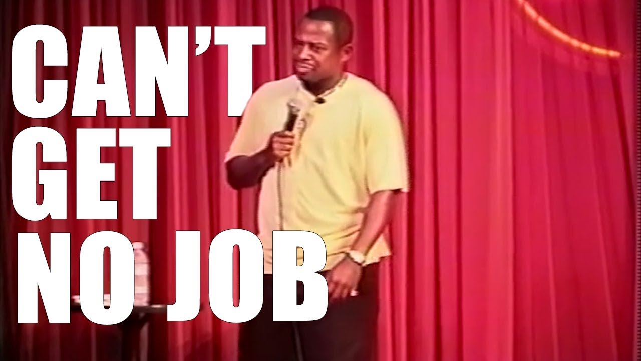 Download Martin Lawrence   Can't Get No Job